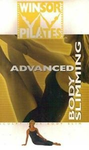 Winsor Pilates Advanced Body Slimming Dvd